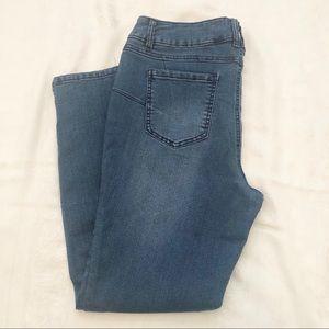 EUC d.jeans skinny jeans